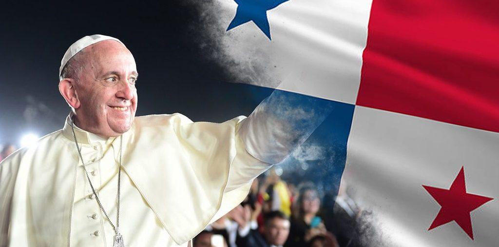 AGENDA DEL PAPA FRANCISCO EN PANAMÁ